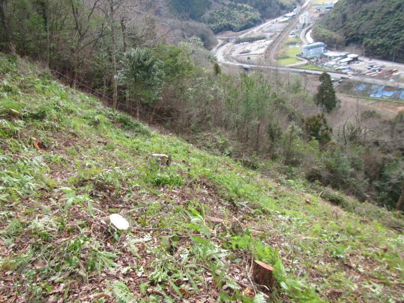 舞鶴線No.31~No.40改良工事ならびにこれに伴う除却工事