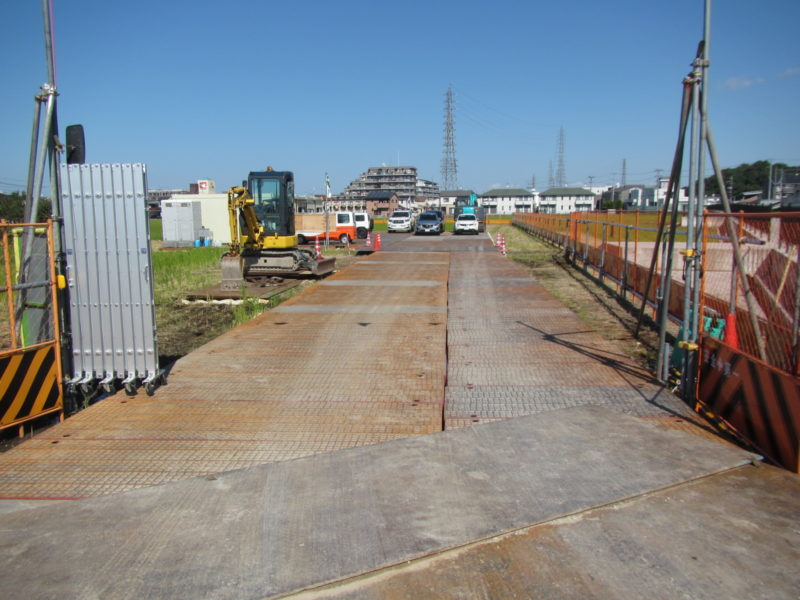 甲賀北線No.53移設工事およびこれに伴う除却工事